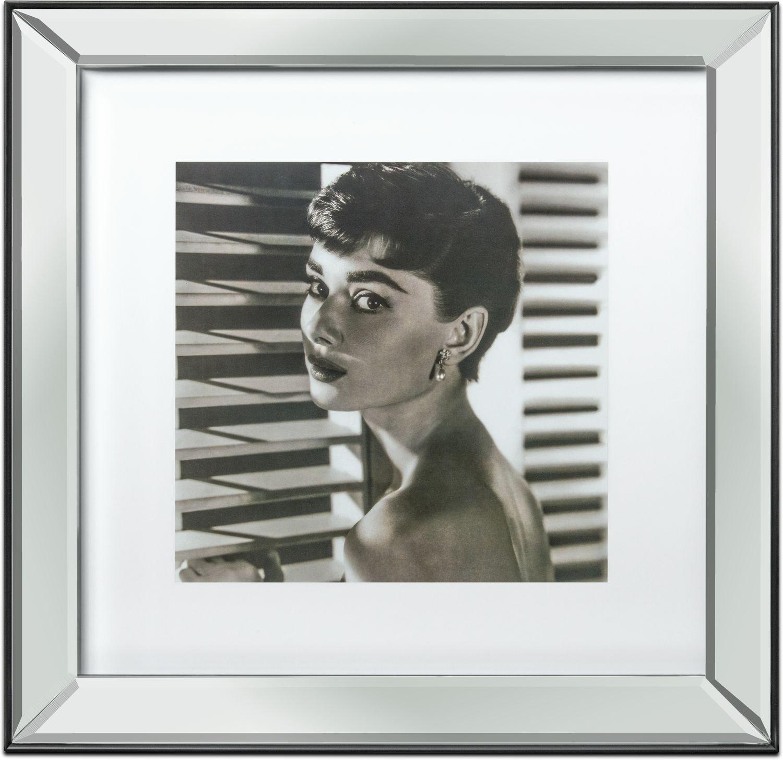 Audrey Hepburn Framed Print Part 70