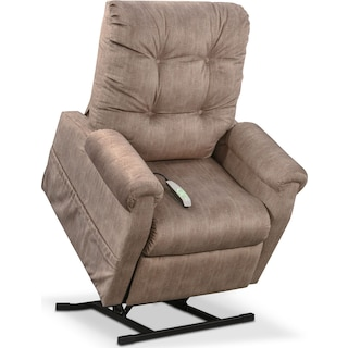 Brody Power Lift Recliner - Putty