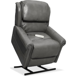 Grace Power Lift Recliner - Gray