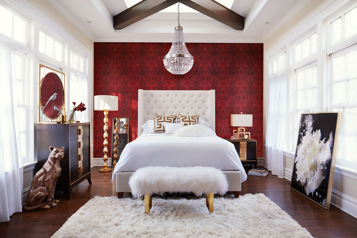 Designer Looks Bedroom Furniture | American Signature Furniture