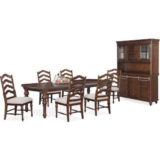 The Charleston Rectangular Dining Collection