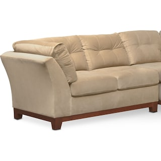 Sebring 2-Piece Sectional with Loveseat