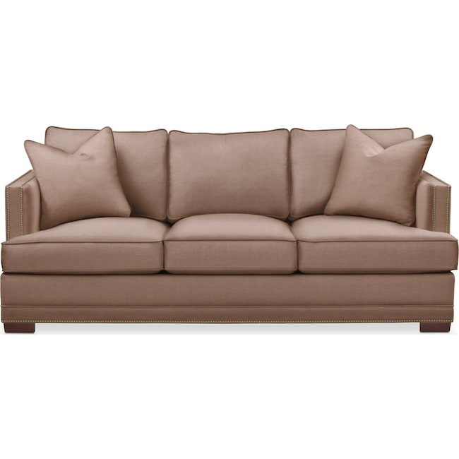 Living Room Furniture - Arden Sofa- Comfort in Abington TW Antler
