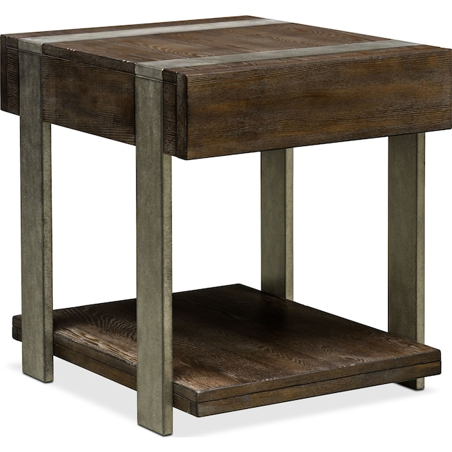 Accent and Occasional Furniture - Union City End Table