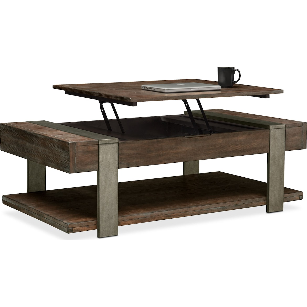 American Signature Furniture Salary: Union City Lift Top Coffee Table