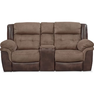 Tacoma Manual Reclining Loveseat
