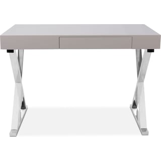 Brixton Desk - Gray