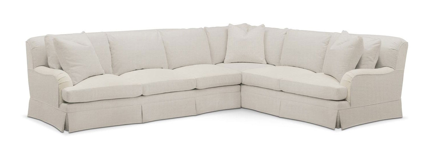 Living Room Furniture - C&bell 2 Pc. Sectional with Left Arm Facing Sofa- Cumulus  sc 1 st  American Signature Furniture : american signature furniture sectionals - Sectionals, Sofas & Couches