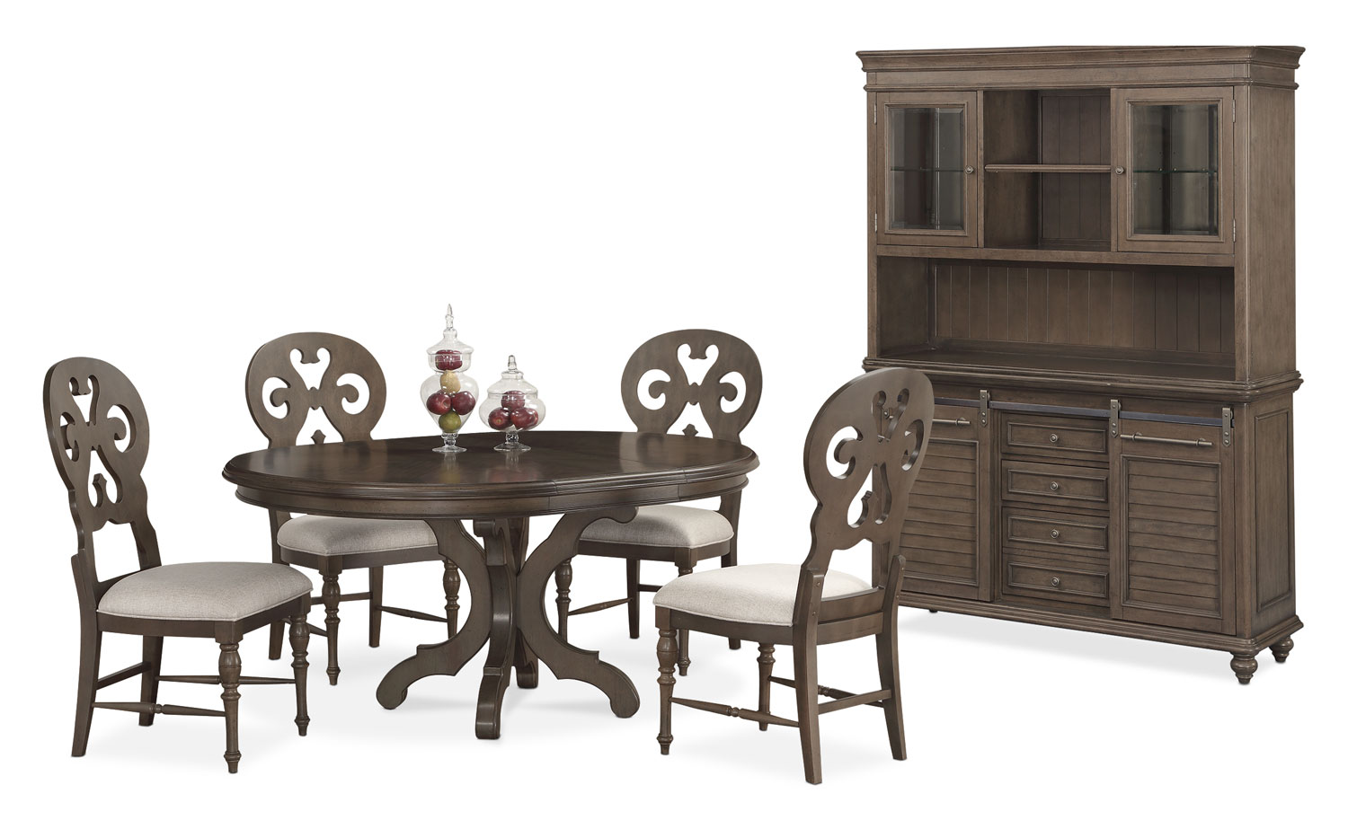 The Charleston Round Dining Collection Part 69
