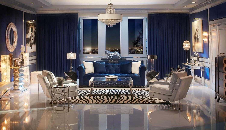 The Couture Collection - Indigo