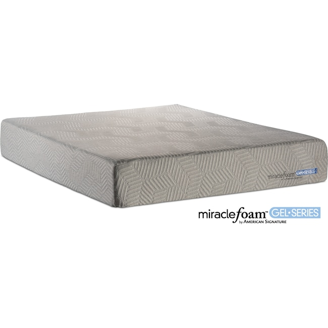 Invigorate Plush Queen Mattress American Signature Furniture