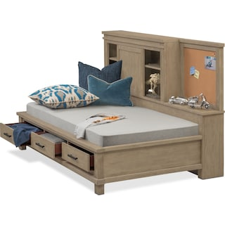 Tribeca Lounge Storage Bed