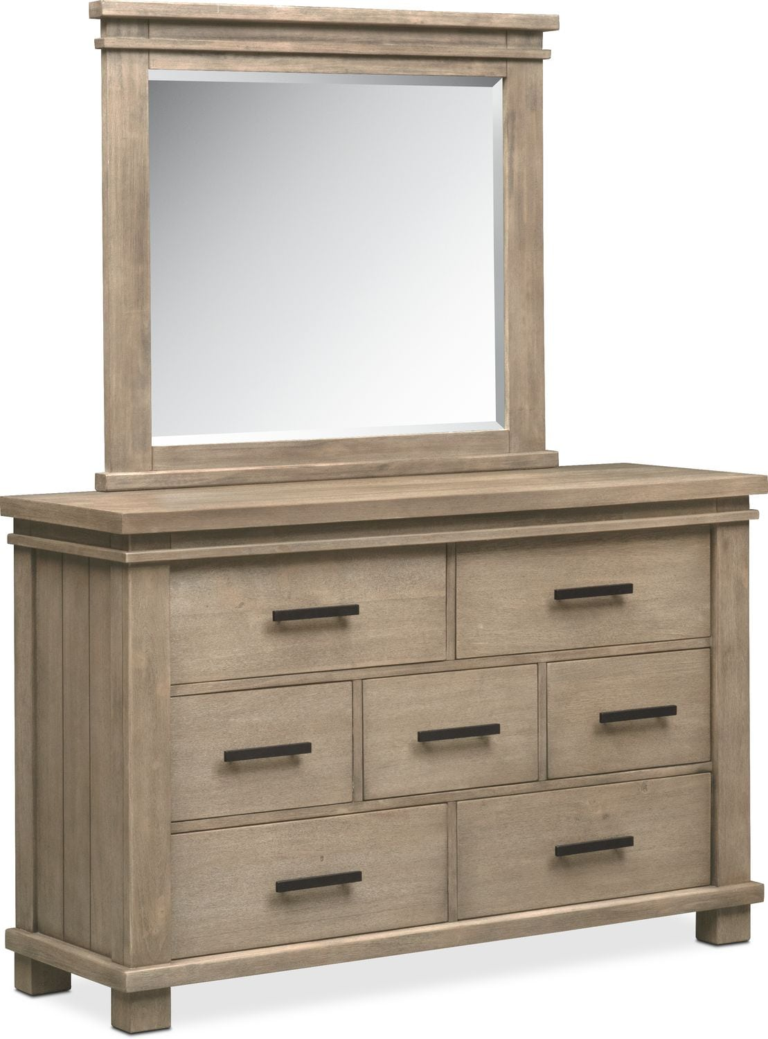 Kids Furniture - Tribeca Youth Dresser and Mirror