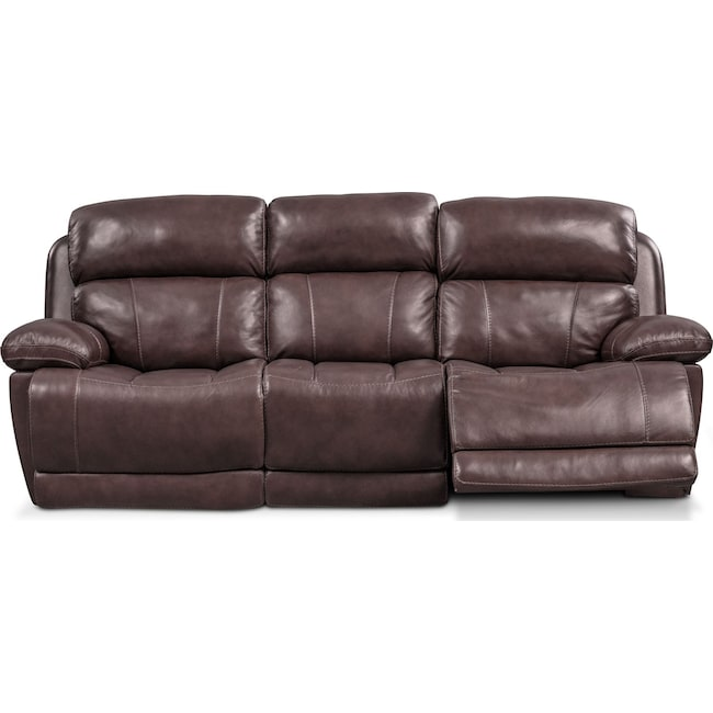 Collections Of American Heritage Leather Reclining Sofas