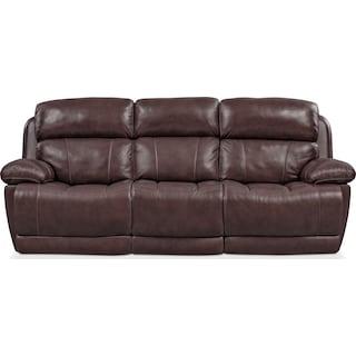 Monte Carlo Dual-Power Reclining Sofa