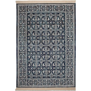 Sonoma 8' x 10' Area Rug - Traditional Navy
