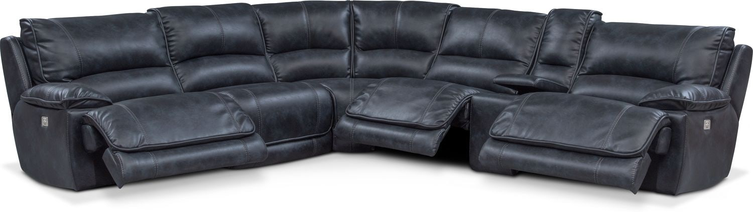 Minimalist to change image Picture - Modern 3 seat reclining sofa Model