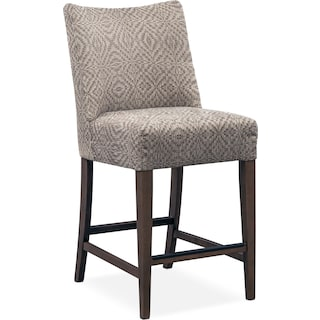 Laynie Counter-Height Stool - Mocha
