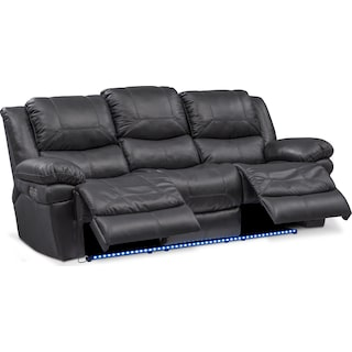 Monza Dual-Power Reclining Sofa