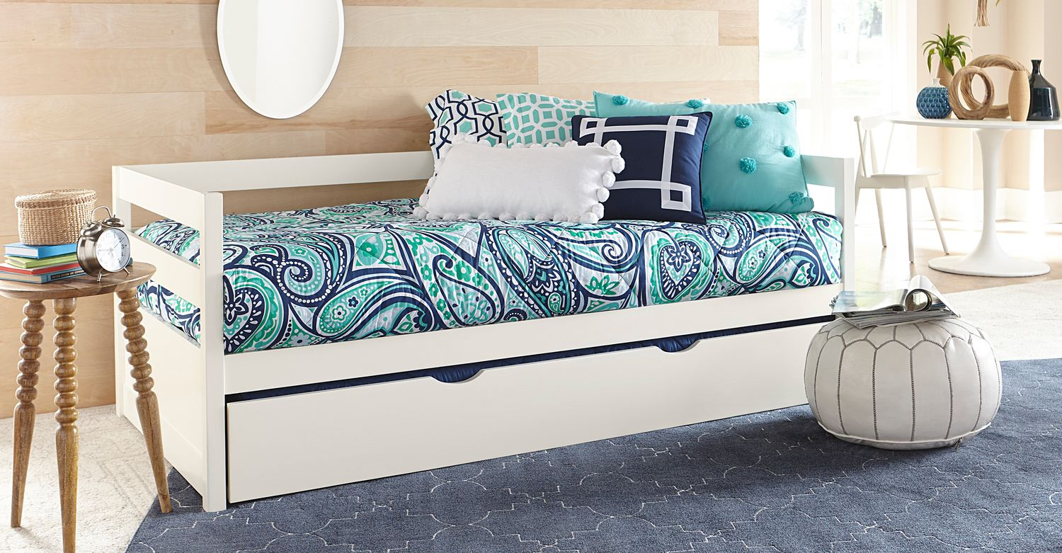 Kids Furniture - Hudson Daybed with Trundle
