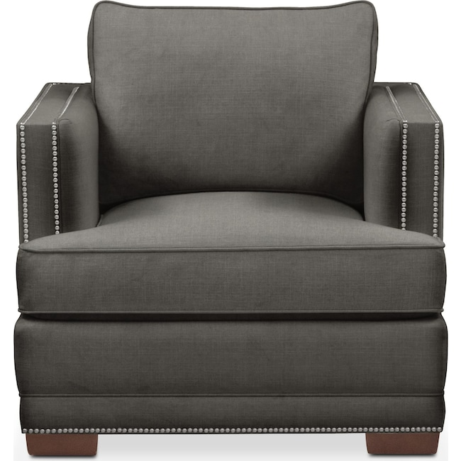 Living Room Furniture - Arden Chair- Comfort in Statley L Sterling
