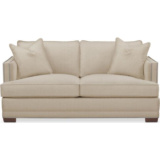 Living Room Furniture - Arden Apartment Sofa- Comfort in Depalma Taupe