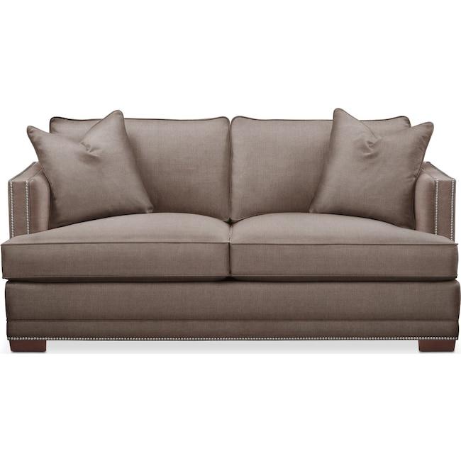 Living Room Furniture - Arden Apartment Sofa- Comfort in Hugo Mocha