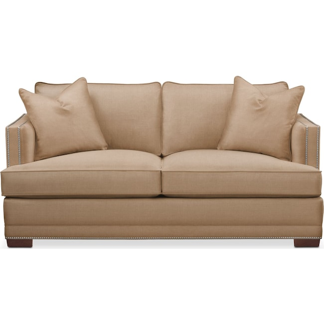 Living Room Furniture - Arden Apartment Sofa- Comfort in Hugo Camel