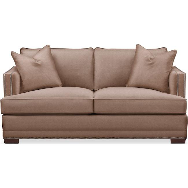 Living Room Furniture - Arden Apartment Sofa- Comfort in Abington TW Antler