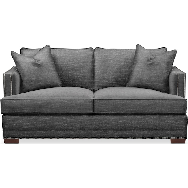 Living Room Furniture - Arden Apartment Sofa- Comfort in Curious Charcoal
