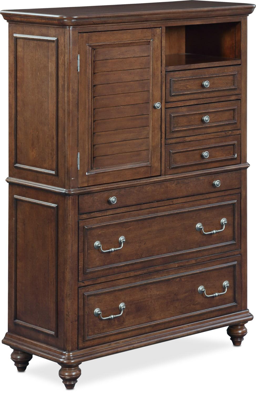 Bedroom Furniture - Charleston Door Chest