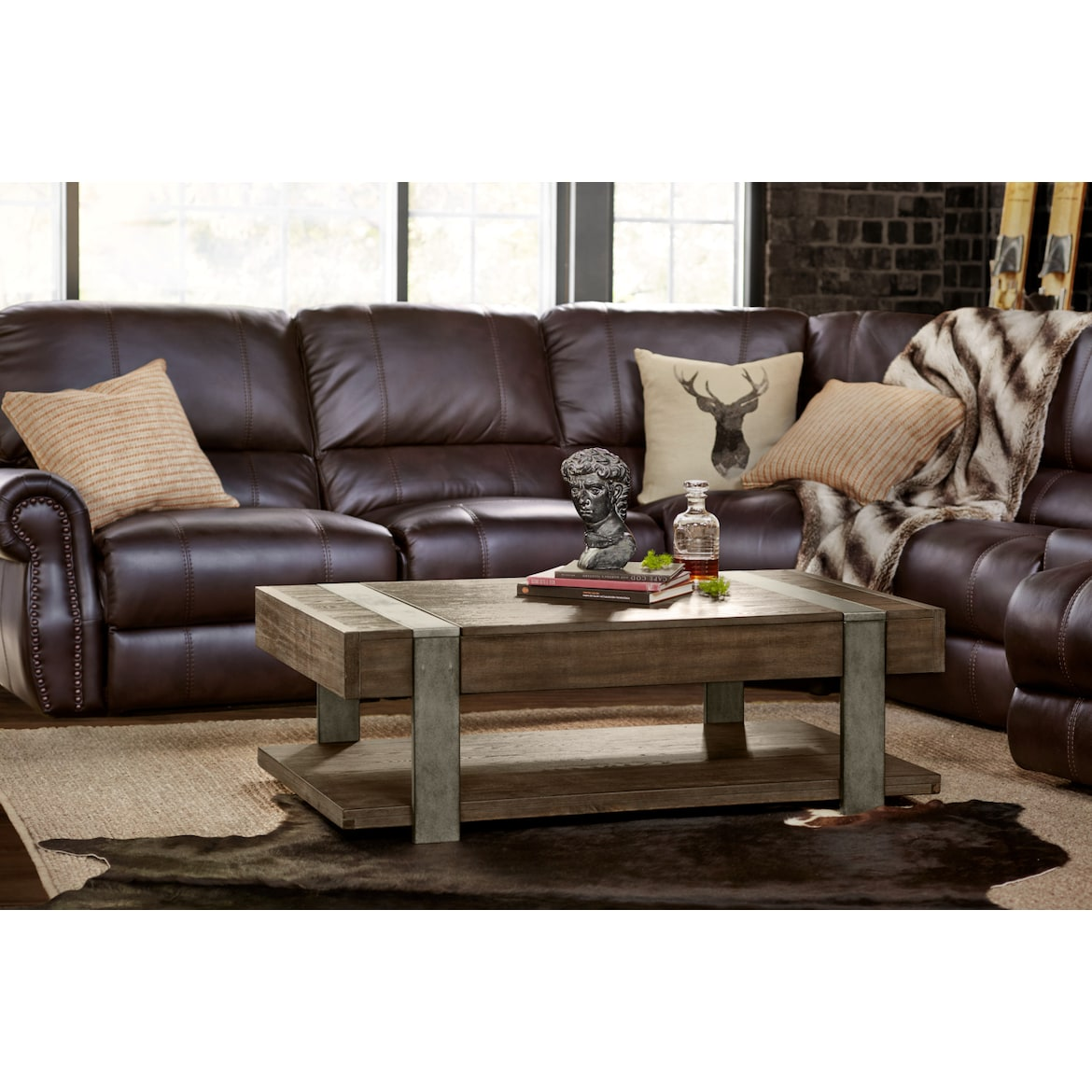Union City Lift Top Coffee Table American Signature