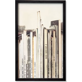 Killer Collection Framed Print