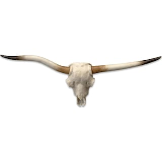 Faux Animal Skull Wall Décor