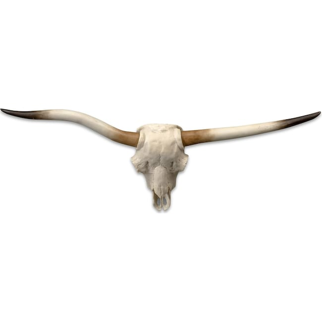 Home Accessories - Faux Animal Skull Wall Décor