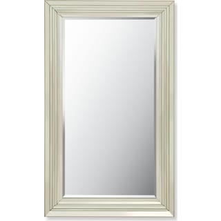 Beveled Floor Mirror