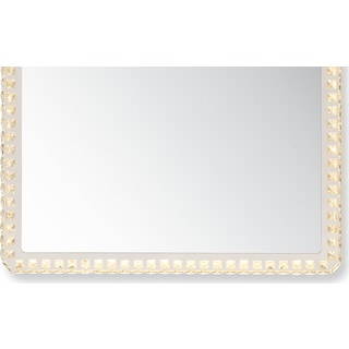 Marilyn Illuminated Wall Mirror