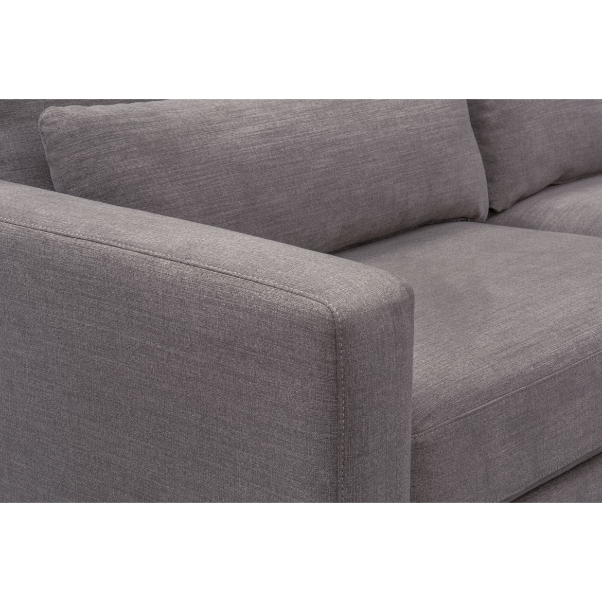 Crosby 2 Piece Sectional With Right Facing Chaise And