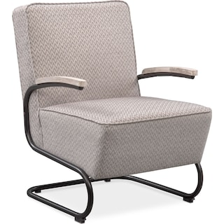 Crosby Accent Chair - Gray