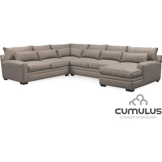 The Winston Cumulus Collection - Gray
