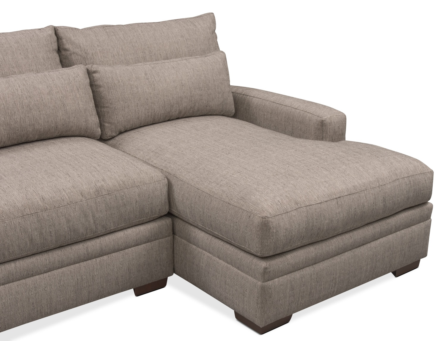 Winston comfort 4 piece sectional with right facing chaise for 4 piece sectional sofa with chaise