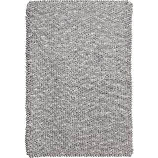 Plush Chamois 5' x 8' Area Rug - Stone