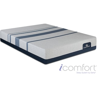 Blue 300 Firm Queen Mattress