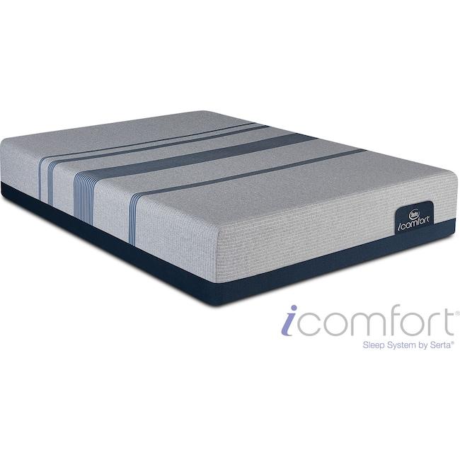 Mattresses and Bedding - Blue Max 1000 Plush Queen Mattress