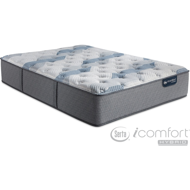 Mattresses and Bedding - Blue Fusion 100 Firm Queen Mattress