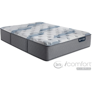 Blue Fusion 200 Plush Mattress