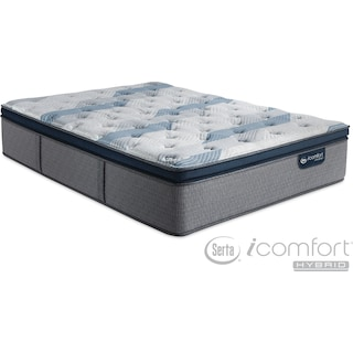 Blue Fusion 300 Plush Pillowtop Mattress