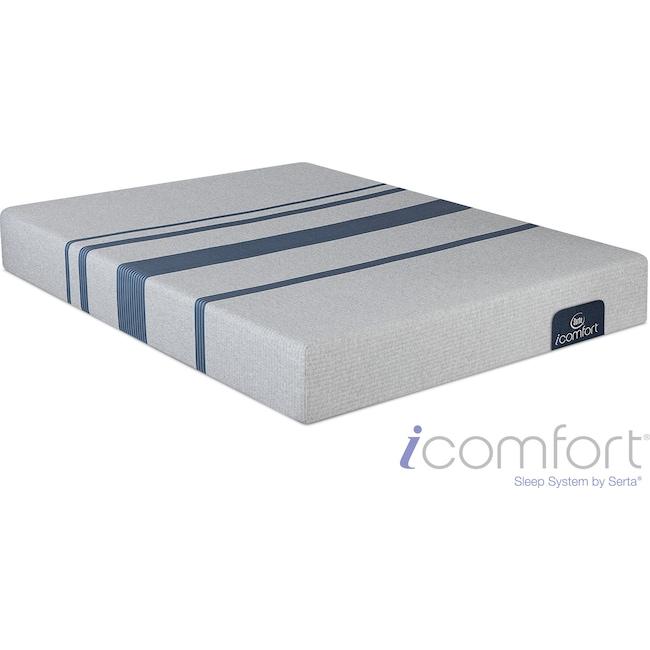 Mattresses and Bedding - Blue 100 Cushion Firm Mattress