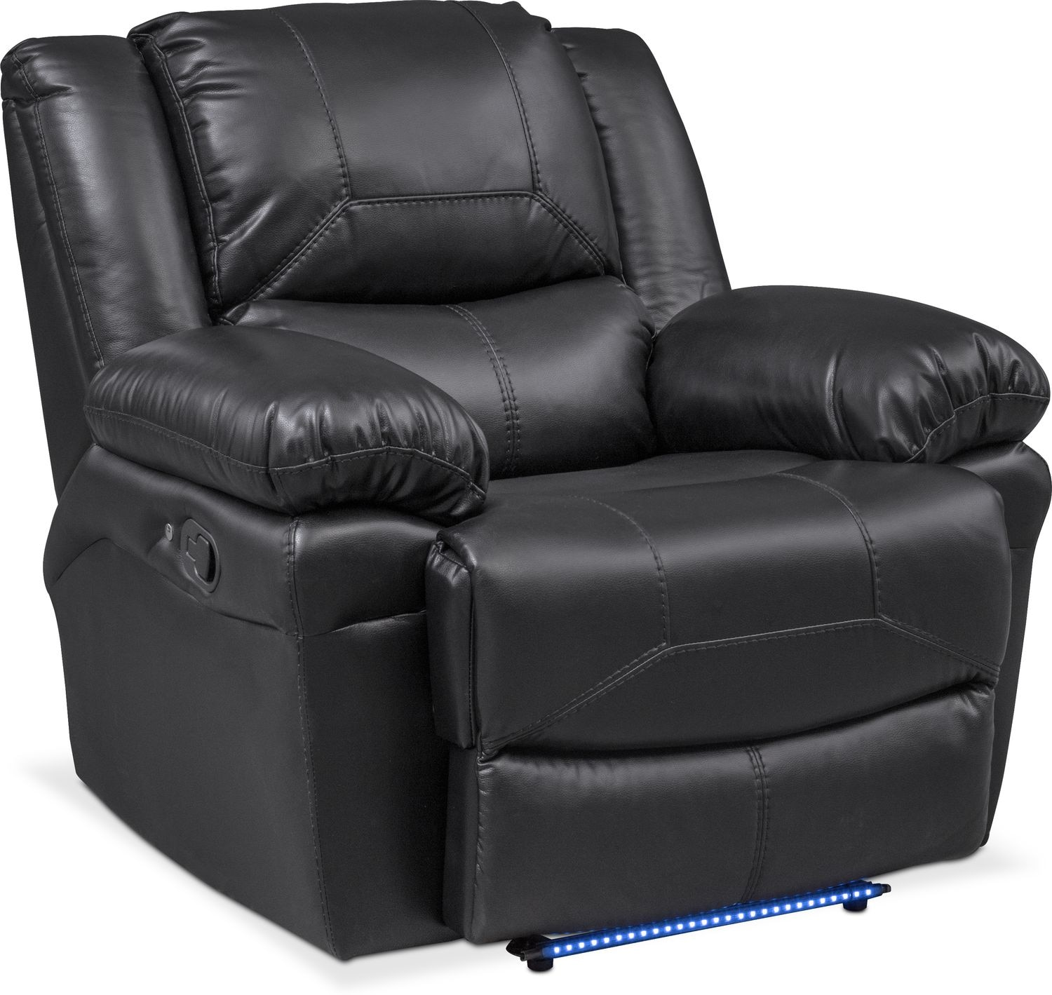 Living Room Furniture - Monza Manual Recliner