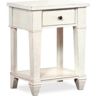 Waverly Nightstand - White
